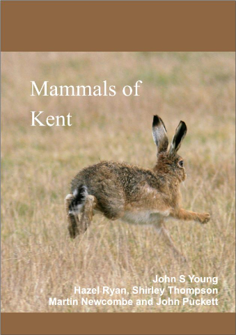Mammals of Kent
